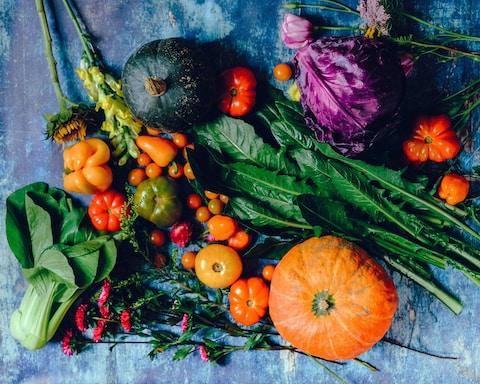 Hermelins grönsaker och gårdsbutik