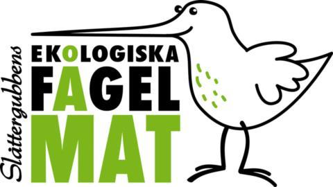 Slåttergubbens ekologiska fågelmat